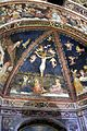 Crucifixion - Ceiling of the Baptistry - Duomo - Siena 2016.jpg