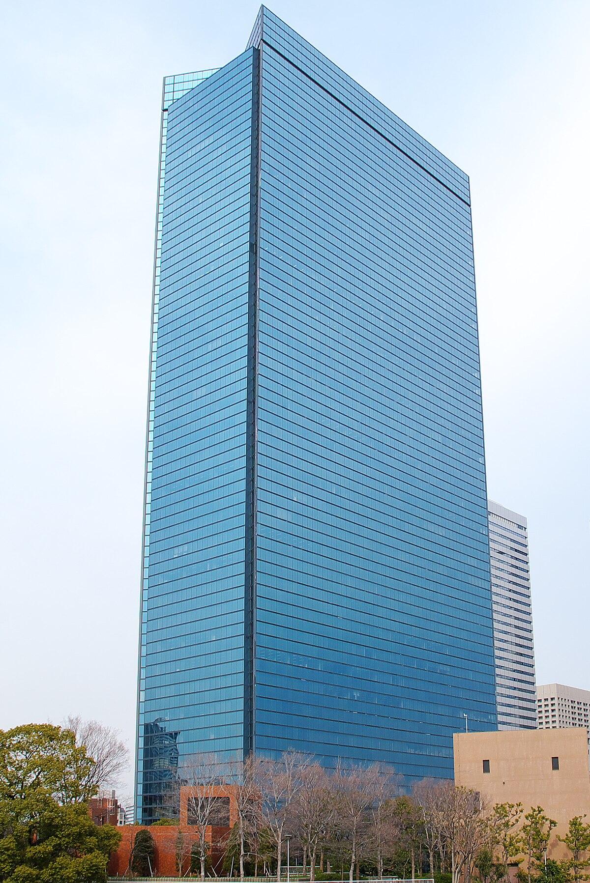 大阪城_クリスタルタワー - Wikipedia