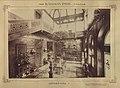 Csongrád megye, Nagymágocs, Károlyi-kastélyegyüttes, lépcsőház (I.). 1900 körül. Fortepan 83254.jpg