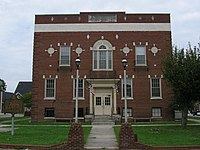 Cumberland County Kentucky courthouse