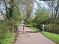 Cycleway - Footpath - geograph.org.uk - 787350.jpg