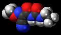 Cymoxanil 3D spacefill.png