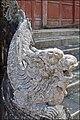 Décor de lescalier du pavillon de lecture (Cité impériale, Hué) (4381970654).jpg