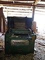 Dégauchisseuse raboteuse ouvert prise dans un atelier de menuiserie a Cotonou-Bénin.jpg
