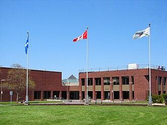 Dollard-des-Ormeaux - City hall