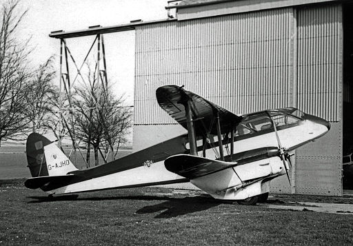 DH.89A Dragon Rapide G-AJHO Roth.Army Neth 20.04.68 edited-2
