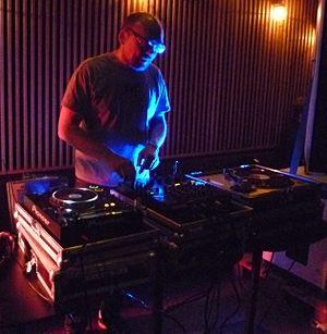 Bugge Wesseltoft - Image: DJ Bugge Wesseltoft at the 2016 Nattjazz