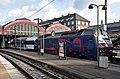 DSB ME 1511 + train, København H, 2019 (01).jpg