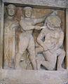 DSC00401 - Tempio C di Selinunte - Perseo e Medusa - Sec. VI a.C. - Foto G. Dall'Orto crop.jpg