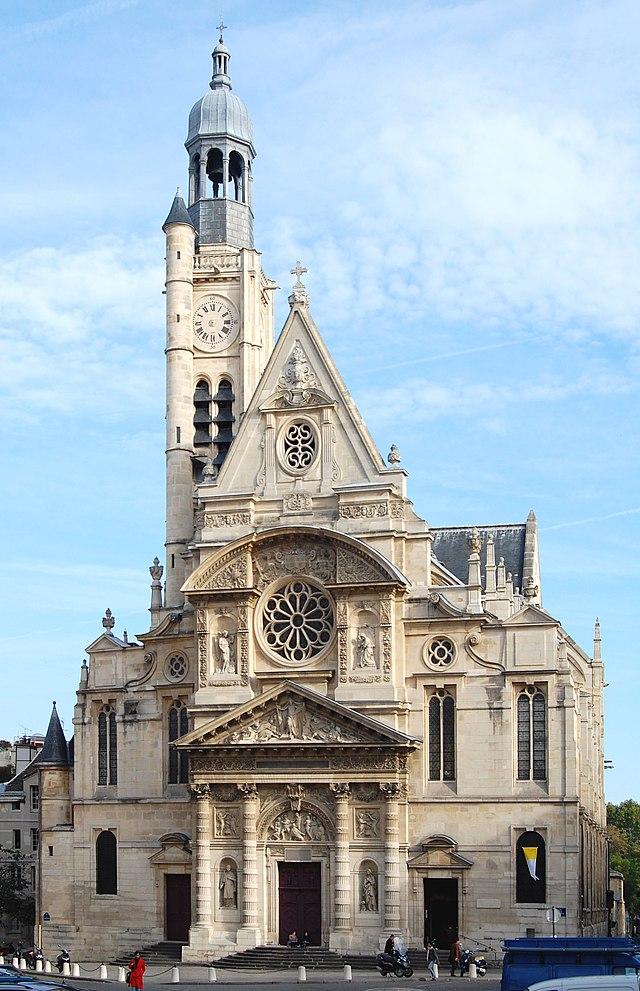 Eglise Saint-Etienne du Mont
