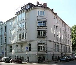 Dachenhausenstraße in Hannover