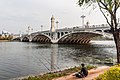Dali Yunnan China Bridge-over-Xi-er-River-01.jpg