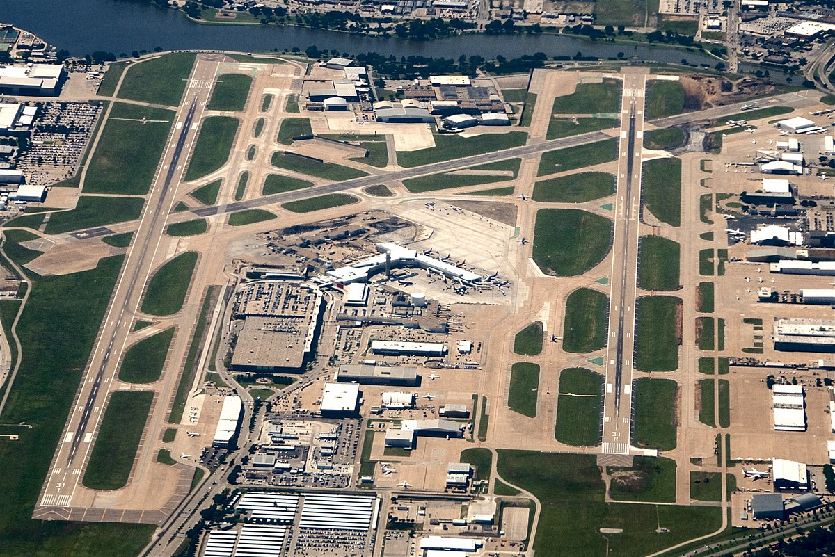 Dallas Love Field - Wikipedia