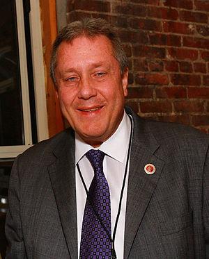 Daniel Dromm - Dromm in 2013