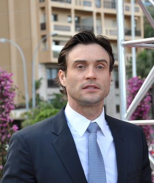 Lily Winters - Daniel Goddard portrays Cane, Lily's love interest and later husband. Their pairing has garnered significant fan attention.