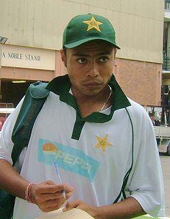 Danish Kaneria Pakistani former cricketer