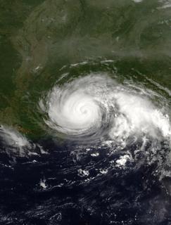 Hurricane Danny (1997) Category 1 Atlantic hurricane