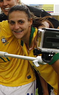 Darlene de Souza Brazilian association football player