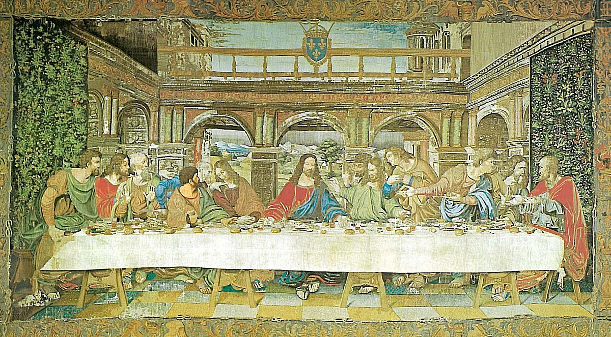 File:Das Abendmahl (Gobelin).jpg