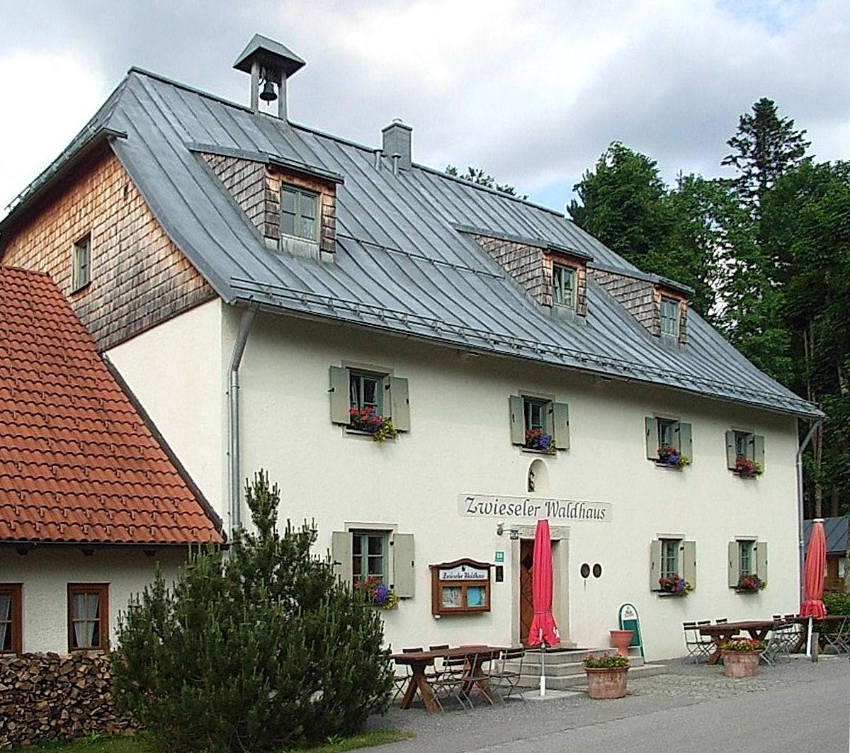 altes waldhaus sprockhövel