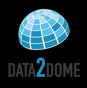 Open standard - Image: Data 2Dome logo