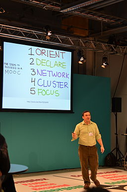 Dave Cormier at Skolforum 2012-10-30
