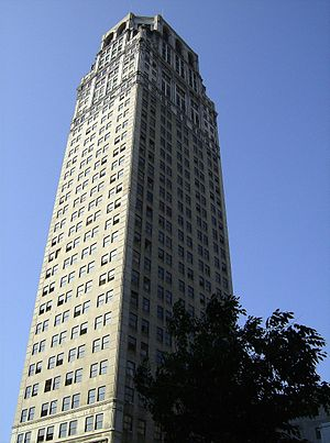 David Broderick Tower - Image: David Broderick Tower