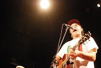 David Dondero - Dondero performing
