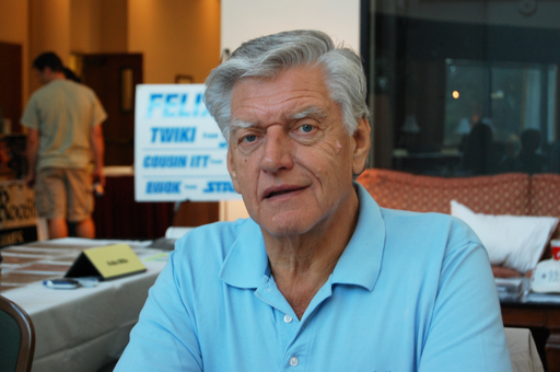 David Prowse at Mountain-Con III in 2007
