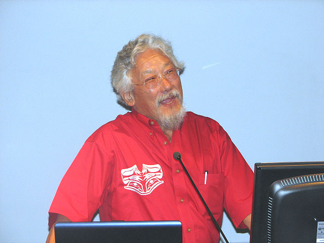 suzukis speech Biography and booking information for david suzuki, environmentalist & scientist contact all american speakers bureau to inquire about speaking fees and availability.