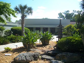Daytona Beach, Florida - Museum of Arts and Sciences