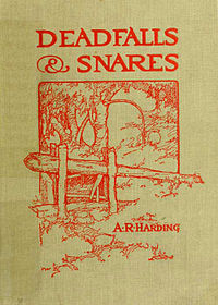 Deadfalls and Snares cover