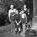 Debeljakova družina, Kočarija 1956.jpg
