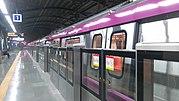 Delhi Metro - Magenta Line