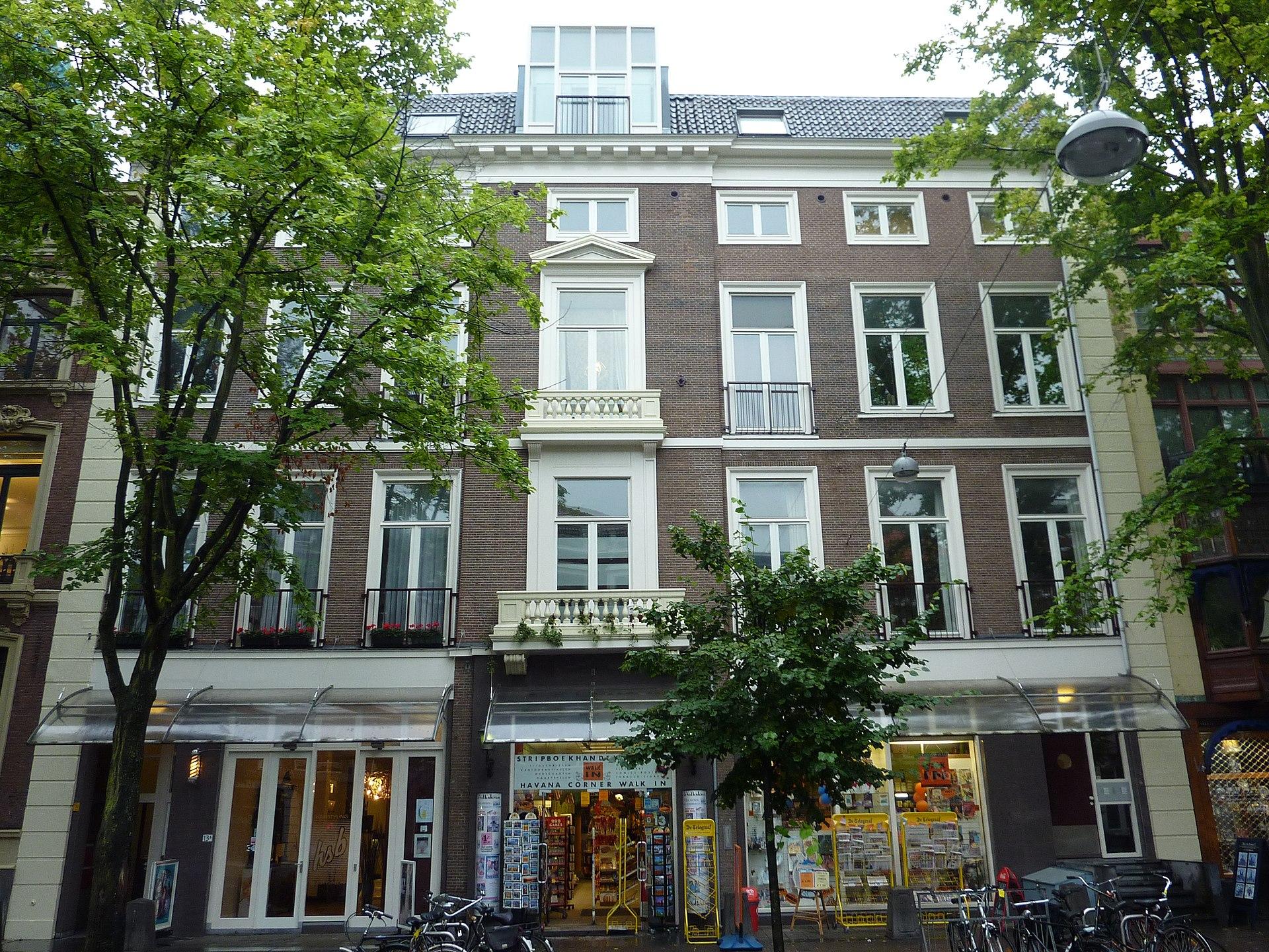 Theater heerengracht wikipedia for Bureau 13 den haag