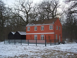 Cottageparken - The Red Cottage