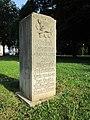Denkmal für den Mitkämpfer im Lützowschen Freikorps Christoph Heinemann (1794-1864) - Eschwege Boyneburger Straße (Alter Friedhof) - panoramio.jpg