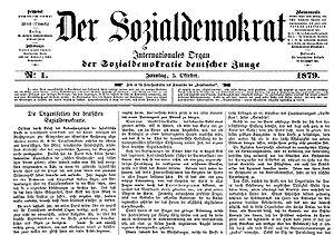 Der Sozialdemokrat - Der Sozialdemokrat