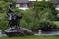 Derby Ram Statue (river gardens) - panoramio.jpg