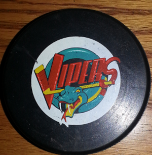 Detroit Vipers - Image: Detroit Vipers