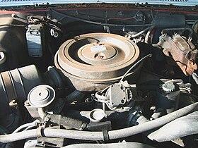 Chevy 6.2 Diesel