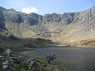 Glyderau - Llyn Idwal and the Devil's Kitchen