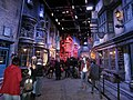 Diagon Alley, The making of Harry Potter (Ank Kumar, Infosys) 06.jpg