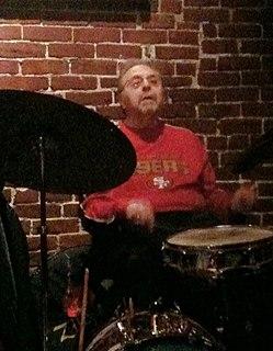 Dick Berk American drummer