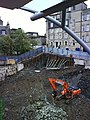 Digging Foundations ,Leith Street - geograph.org.uk - 1463100.jpg