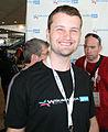 Discott at Wikimania2011.jpg