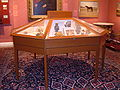 Display case from Leland Stanford, Jr.'s private museum CAC.JPG