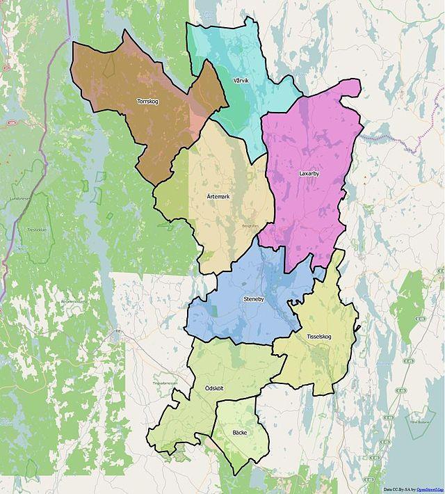 File:Steneby, Billingsfors kyrka - KMB - omr-scanner.net