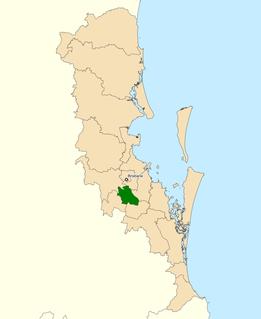 Division of Moreton Australian federal electoral division