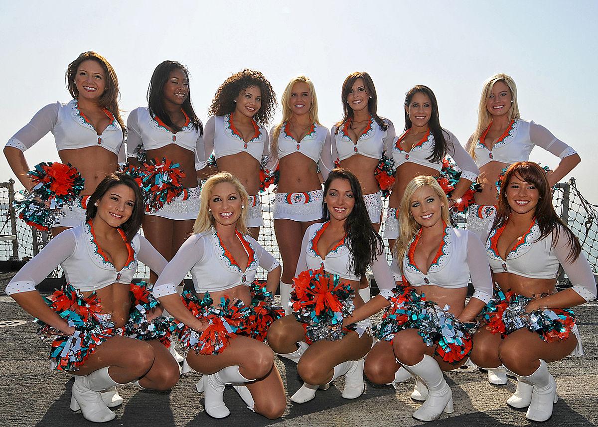 National Football League Cheerleading Wikipedia